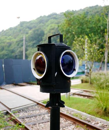 commands: Railroad signals