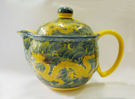 teapots: Chinese teapots