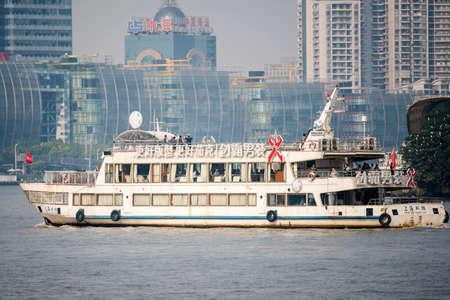 huangpu: Shanghai Huangpu River cruise