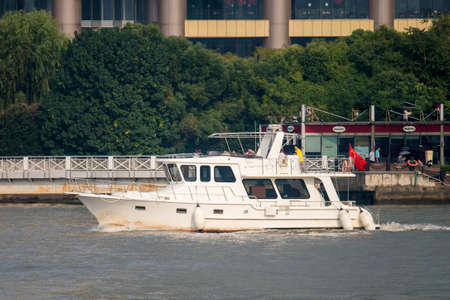 huangpu: Shanghai Huangpu River yacht