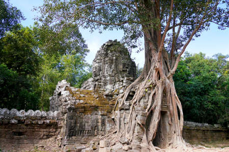 general cultural heritage: Cambodian General d  arsonval Temple