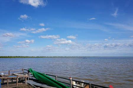 tonle sap: Cambodias Tonle Sap Stock Photo