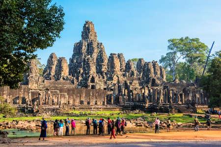 bayon: Cambodia, Bayon architectural