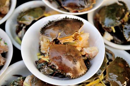 aquatic products: Green Crab