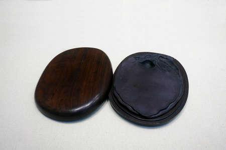 dynasty: Qing dynasty ink stone