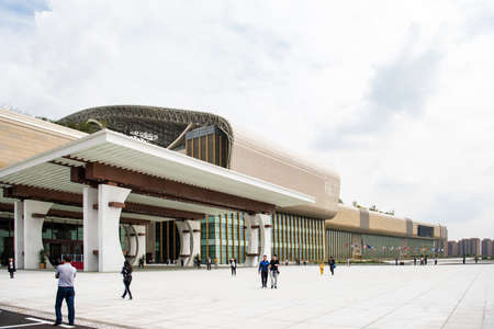 venue: G20 Hangzhou summit main venue Hangzhou International Expo Center