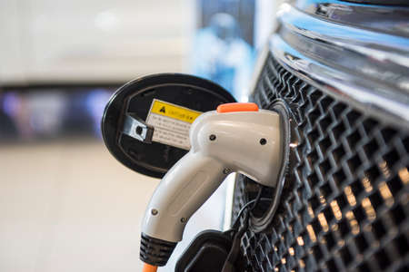 electric vehicle: Electric vehicle charging