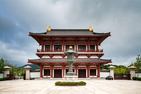 Putuoshan College, Chinese Buddhist College