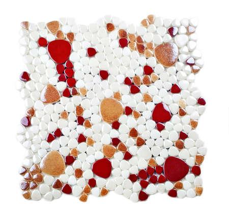 colourful mosaic texture