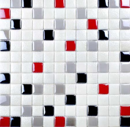 ceramics: textura, mosaico, patr�n de Foto de archivo