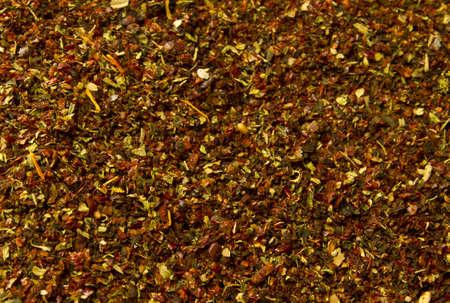 mixed herbal tea