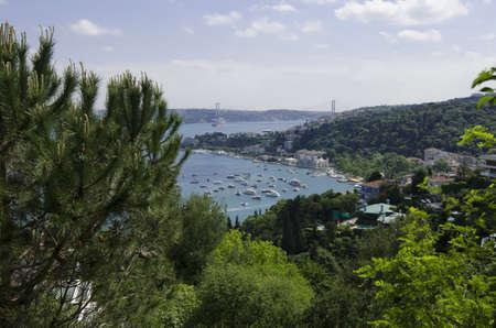 Bosphorus, Bebek bay