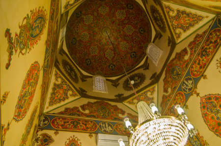 sufi: Haji Bektash Veli Tomb Editorial