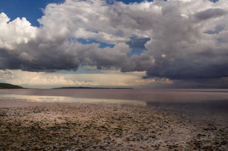 golu: Tuz Golu Salt Lake,  Central Anatolia Region,Turkey