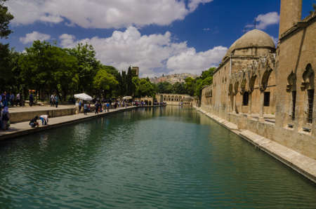 Holy Lake Fish Lake, Urfa