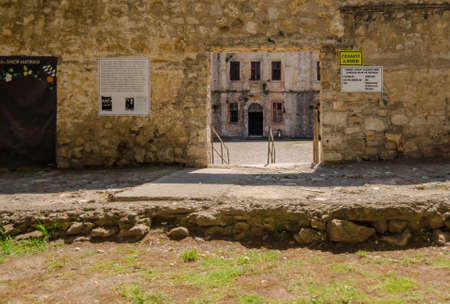incarceration: Historical Sinop Prison was a state prison situated in the inside of the Sinop Fortress in Sinop, Turkey.