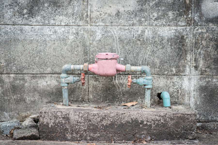Home water valve photo