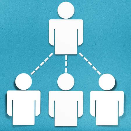 rewarding: Human resources and management icons set. Stock Photo