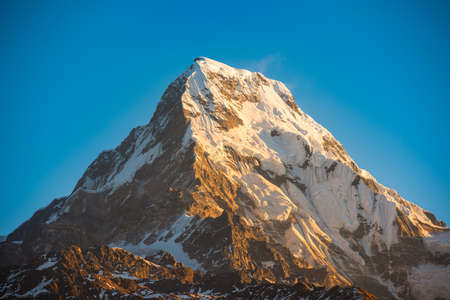 Himalaje, Nepal.