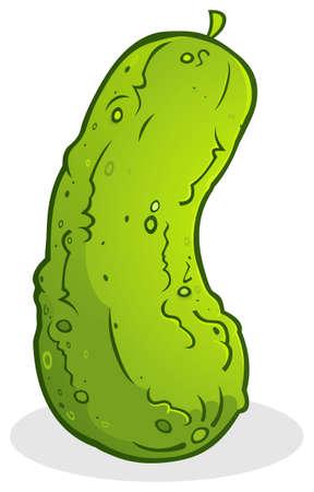 Pickle Cartoon