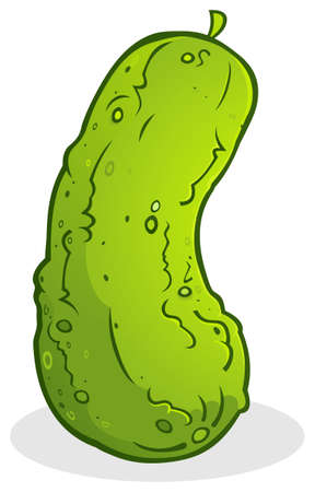 Pickle Cartoon