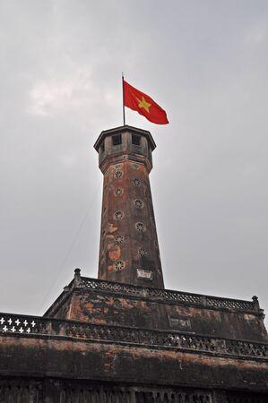 Tower in Hanoi, Vietnam