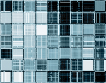 building materials: Blue abstract background