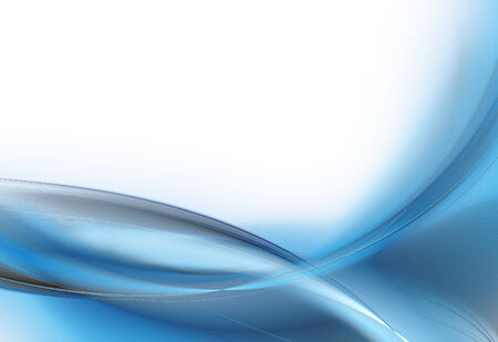 blue wallpaper: Blue and white business background Stock Photo