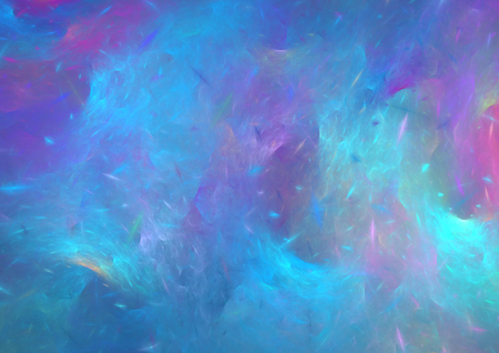 conceiving: Abstract blue background Stock Photo