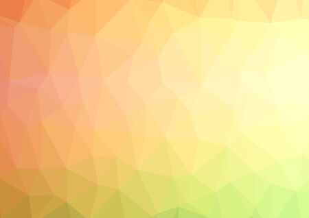 soft colors: Abstract triangle background in soft pastel colors Stock Photo
