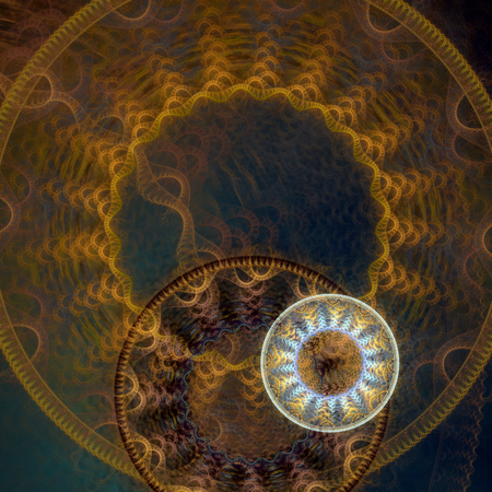 cogwheel: Abstract steampunk cogwheel background