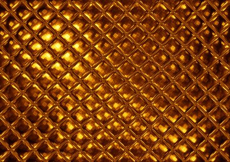 mosaico azulejos Uni Oro Cer/ámica mosaicos amartillado
