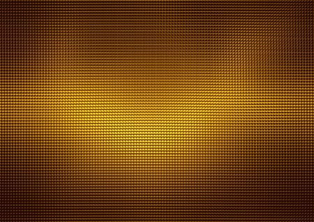 Luxury golden mosaic, abstract gold tile