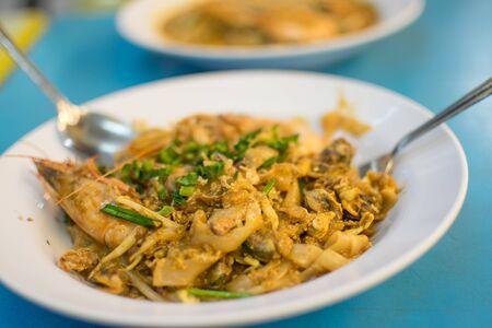 Char Kuey Teow, Penang Street food, Malaysia