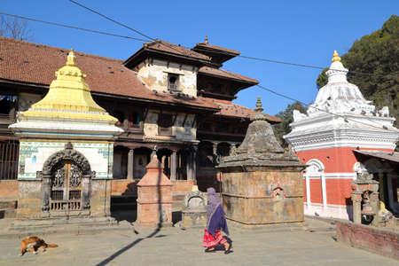 mahadev: PANAUTI, NEPAL: Indreshwar Mahadev Temple