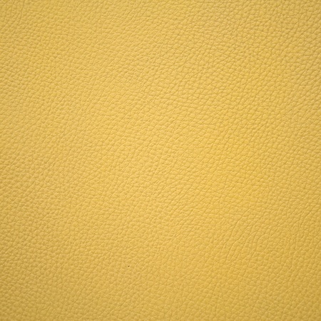 yellow leather texture background Stock Photo - 12947703