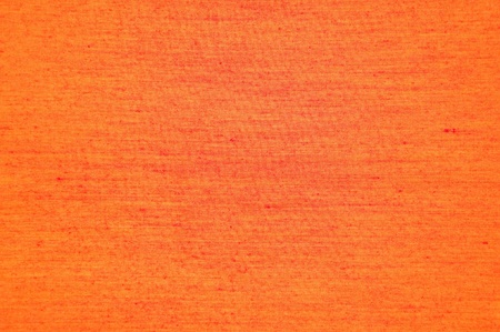 orange thai silk cloth bacground photo