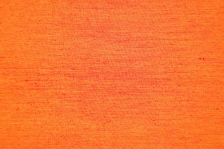 thailand fabrics: orange thai silk cloth bacground Stock Photo