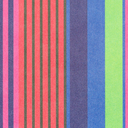 HIgh resolution woven striped fabric texture as background  photo