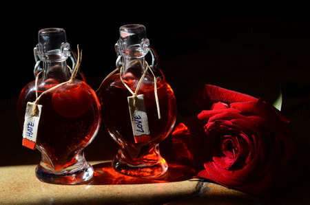 amore: Amore e Odio Stock Photo