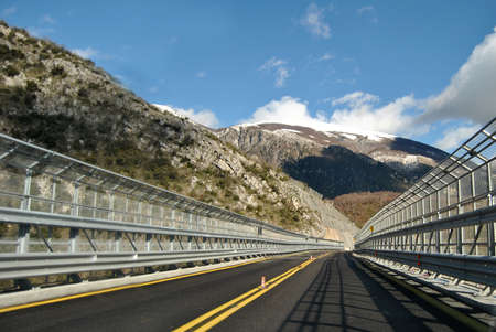 periphery: Autostrada