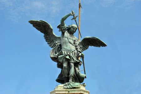 angeli: Statua Castel Sant\