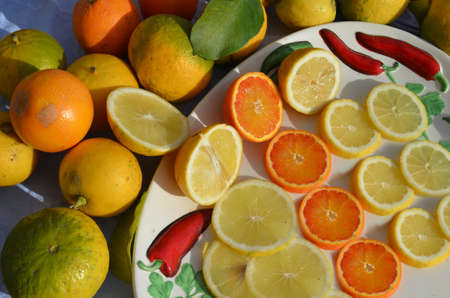 essences: Citrus - Calabria