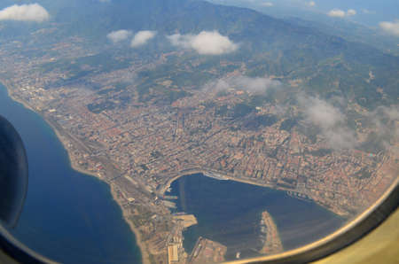 Messina - Aerial view