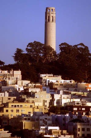 coit: Coit Tower and Telegraph Hill, San Francisco