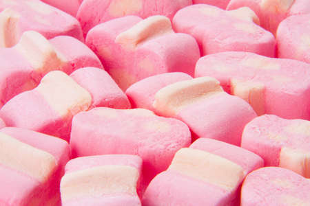 coloured cotton candy