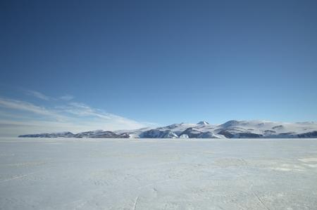 icescape: Nature of Antarctic
