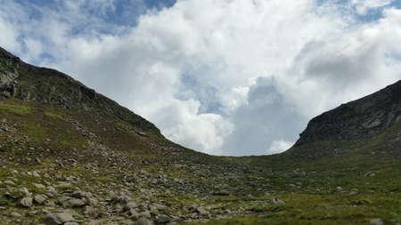 streifzug: Hares L�cke mournes irland