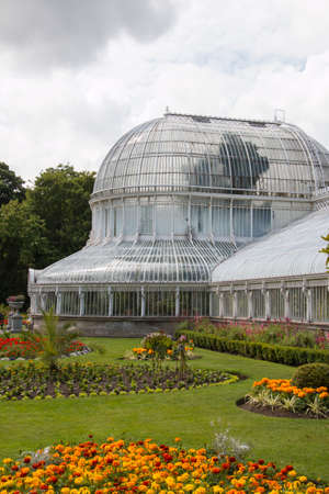 the botanic gardens in belfast