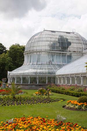 the botanic gardens in belfast